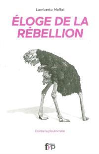 Eloge de la rébellion