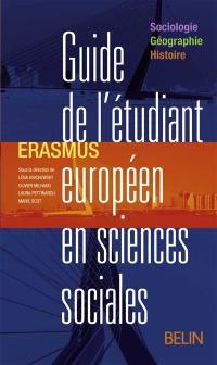Guide de l'étudiant européen en sciences sociales
