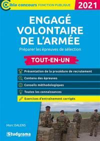 Engagé volontaire de l'armée