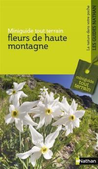 Fleurs de haute montagne