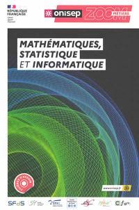 Mathématiques, statistique et informatique
