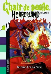 Horrorland. Volume 12, Terreur à Panik Park