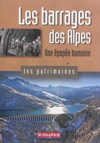 Les barrages des Alpes
