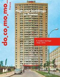 High-rise buildings in France