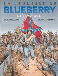La jeunesse de Blueberry. Volume 20, Gettysburg