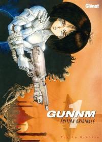 Gunnm. Volume 1,
