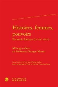 Histoires, femmes, pouvoirs