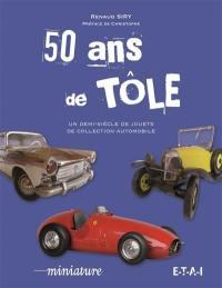 50 ans de tôle