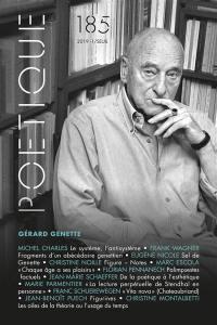 Poétique. n° 185, Gérard Genette