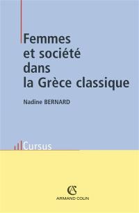 Femmes et société dans la Grèce classique