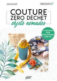 Couture zéro déchet, objets nomades