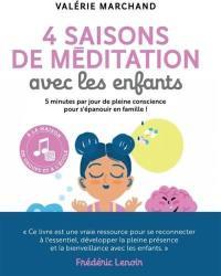 4 saisons de méditation avec les enfants