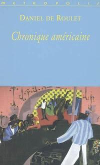 Chronique américaine
