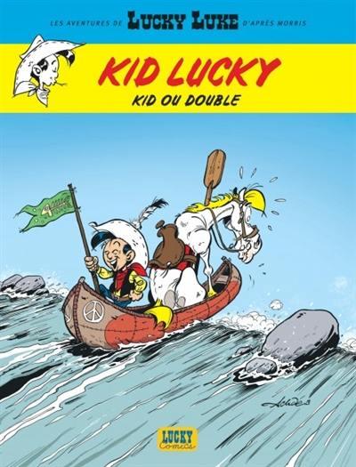Kid Lucky. Volume 5, Kid ou double
