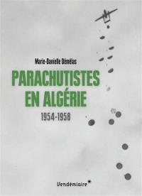 Parachutistes en Algérie