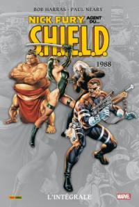 Nick Fury, agent du... SHIELD, 1988