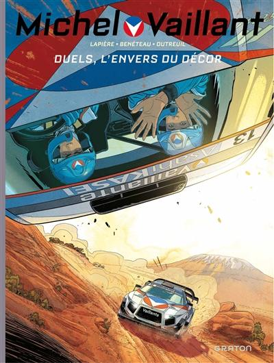 Michel Vaillant. Volume 9, Duels