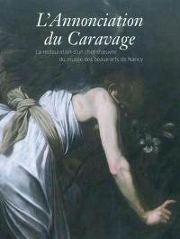 L'Annonciation du Caravage