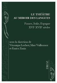 Le théâtre au miroir des langues