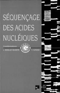 Séquençage des acides nucléiques