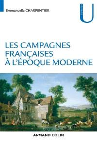 Les campagnes françaises à l'époque moderne