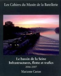 Cahiers du Musée de la batellerie (Les). n° 59, Le bassin de la Seine