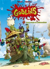 Goblin's. Volume 9, Sable chaud et légionnaires