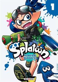 Splatoon. Volume 1,