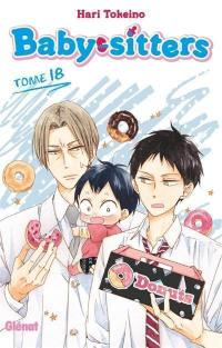 Baby-sitters. Volume 18,