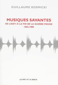 Musiques savantes