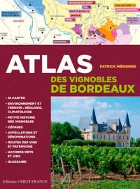 Atlas des vignobles de Bordeaux