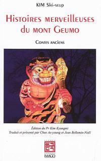 Histoires merveilleuses du mont Gueumo