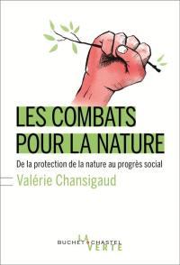 Les combats pour la nature