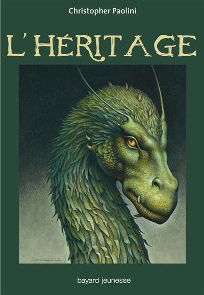 L'héritage. Volume 4, L'héritage ou La crypte des âmes