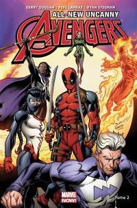 All-New Uncanny Avengers. Volume 2, L'homme tombé du ciel