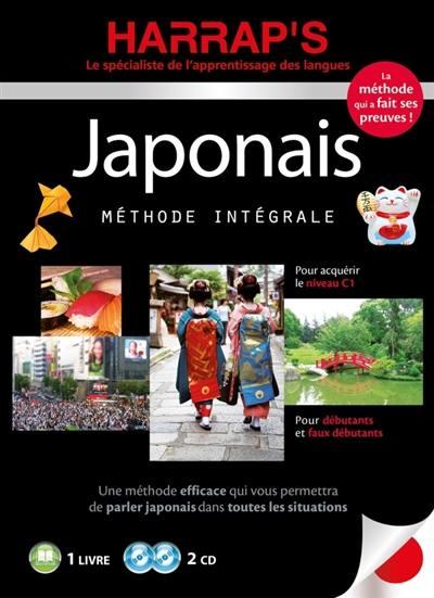 Japonais, méthode intégrale