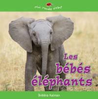 Les bébés éléphants