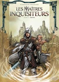 Les maîtres inquisiteurs. Volume 5, Aronn