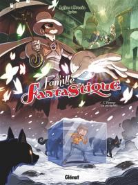 La famille fantastique. Volume 3, L'homme au parapluie