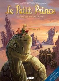 Le Petit Prince. Volume 8, La planète des carapodes