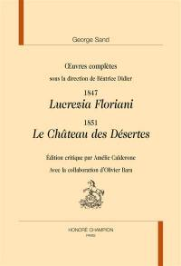 Oeuvres complètes,