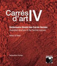 Carrés d'art. Volume 4, Carrés d'art IV
