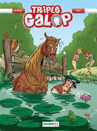 Triple galop. Volume 3,
