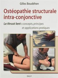 Ostéopathie structurale intra-conjonctive