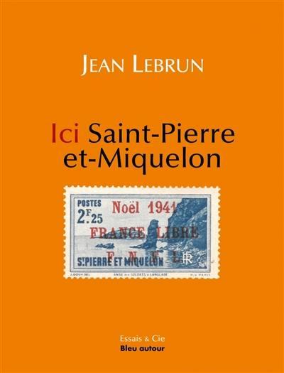 Ici Saint-Pierre-et-Miquelon