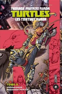 Teenage mutant ninja Turtles. Volume 9, Vengeance