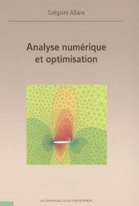 Analyse numérique et optimisation