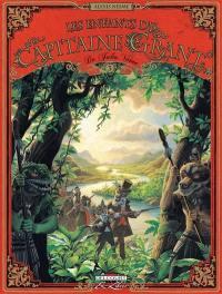 Les enfants du capitaine Grant. Volume 3,