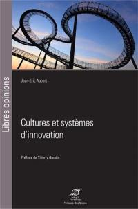 Cultures et systèmes d'innovation