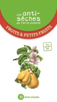 Fruits & petits fruits